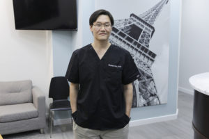 Doctor Richard Kim